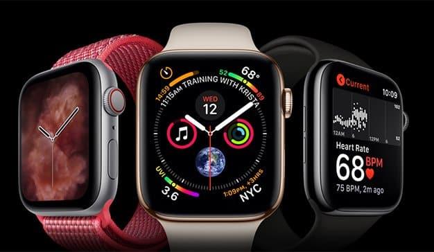 apple watch industria