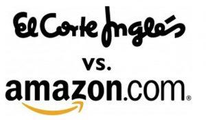 El Corte Inglés se refuerza de forma online para poder competir con Amazon