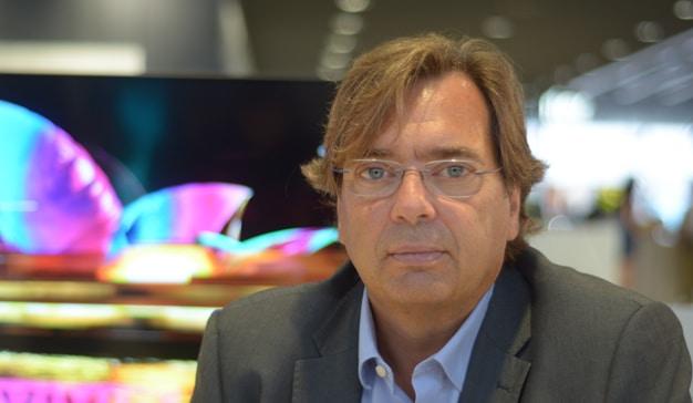 """""""Vamos a ser la marca con más cuota de voz en los medios, es nuestro compromiso para crecer en Europa"""", S. Belenguer (Haier)"""