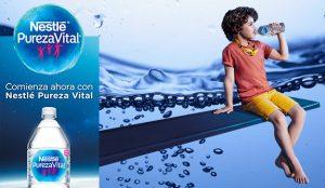 Nestlé Pureza Vital renueva su imagen