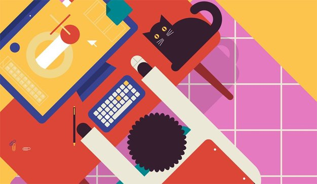 """20 consejos para trabajar desde casa y que a su productividad no le salga """"moho"""""""