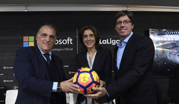 LaLiga Microsoft