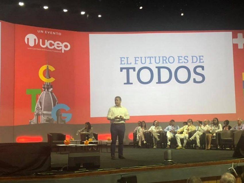+Cartagena: Presentación con el Presidente de Colombia Iván Duque Márquez
