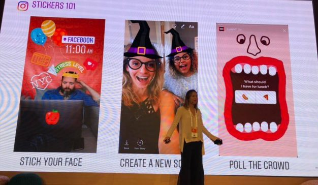 Festival of Media Latam 2018: Instagram Stories School