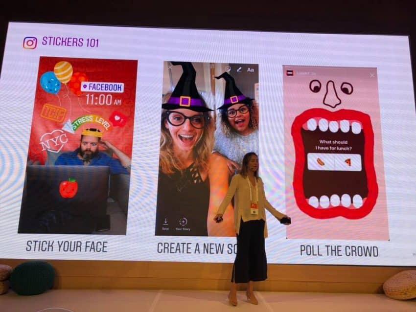 Festival of Media Latam 2018: Instagram Stories School