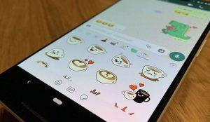 WhatsApp mejora la expresividad de la app gracias a los stickers