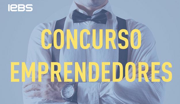 CONCURSO IEBS EMPRENDEDORES 2018