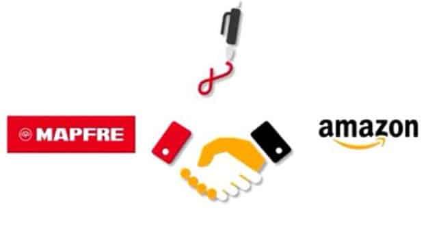 MAPFRE se alía con Amazon para abrir la primera oficina virtual de seguros en su web
