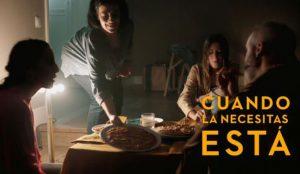 El nuevo spot de pizza Casa Tarradellas muestra que #CuandoLaNecesitasEstá