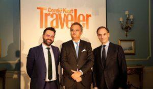 Presentación de la Guía Condé Nast Traveler de Restaurantes, Hoteles y Vinos 2019 de  España y Portugal