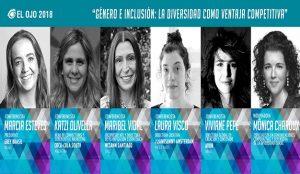 #ElOjo2018 presenta un panel sobre diversidad y equidad de género