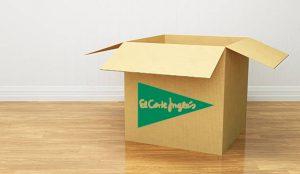 El Corte Inglés impulsa su e-commerce con el servicio de entregas en 2 horas