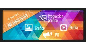 Los Finalistas del primer día de Premiación de El Ojo de Iberoamérica