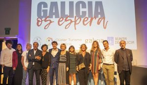 Galicia mostró en Madrid todo su potencial para acoger eventos