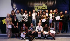 Ganadores de The Yellow Awards