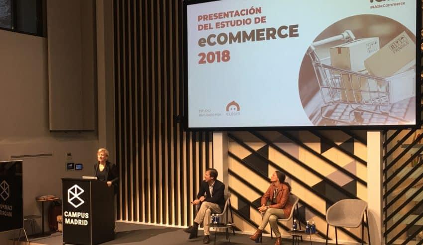 Radiografía del comercio online en España en 2018