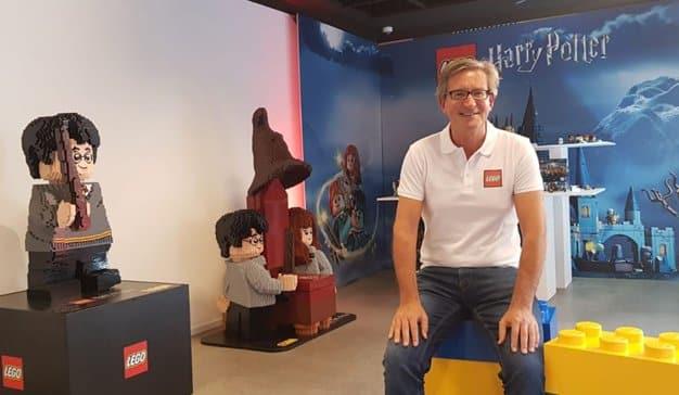 Lego entrevista