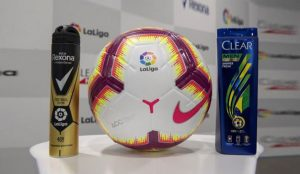 LaLiga firma su mayor acuerdo de patrocinio con Unilever