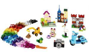LEGO® presenta su apuesta navideña con más de 300 referencias para todas las edades