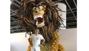 Eventos Aizea: la decoración con globos que ha llegado para quedarse