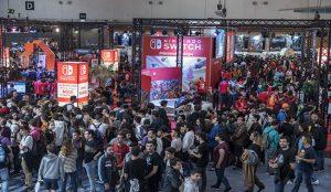 Rotundo éxito de Madrid Games Week 2018