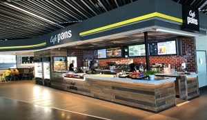 Eat Out Travel abre dos establecimientos Café Pans en el aeropuerto de Gran Canaria