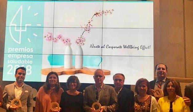 Laboratorios Quinton, galardonada por su HEALTHY MIND  en los V Premios Empresa Saludable