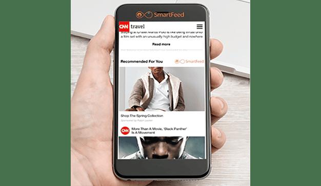 Outbrain presenta Smartfeed y devuelve el poder a los Publishers