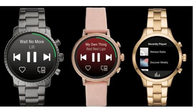 Spotify lanza su app para smartwatches con Wear OS