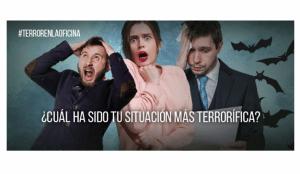 #TerrorEnLaOficina: El lado más terrorífico del marketing