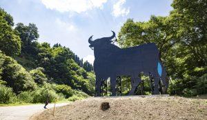 El Toro de Osborne se instala permanentemente en Japón
