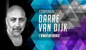 #ElOjo2018 presenta a Darre van Dijk como Conferencista