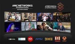 ATRESMEDIA y AMC Networks crean el paquete más completo de contenido televisivo en español