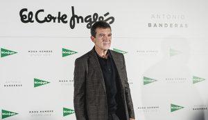 El Corte Inglés elige a Antonio Banderas para protagonizar su nueva campaña de moda masculina