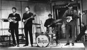 Hey Branding: Así escribieron Los Beatles la partitura de su icónico logotipo
