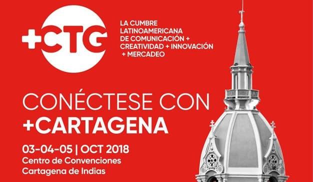 Experiencias, innovación y conocimiento se dan cita en +Cartagena del 3 al 5 de octubre