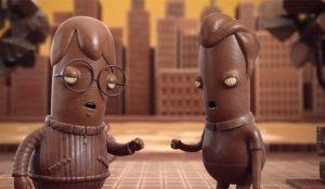 Mondelez sorprende con una rara y deliciosa campaña cargada de chocolate y humor negro