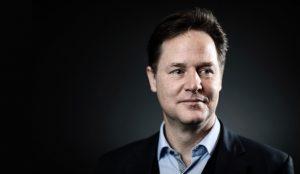Nick Clegg, ex vice primer ministro de Reino Unido, nuevo dircom de Facebook
