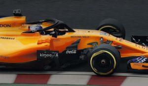 Coca-Cola llega a la Fórmula 1 sobre las ruedas de McClaren