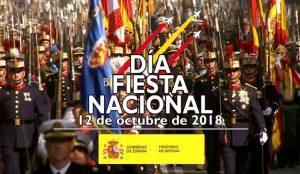 Sin lemas por la unidad: así es la campaña gubernamental del Día de la Fiesta Nacional