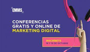 EMMS 2018: El evento online con los máximos referentes del Marketing Digital