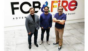 FCB Spain se transforma en FCB&FiRe