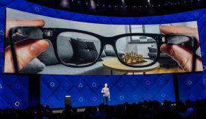 Facebook está construyendo sus propias gafas de realidad virtual