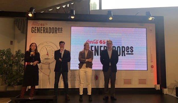 Coca-Cola apuesta por el talento juvenil con el programa GeneradorES