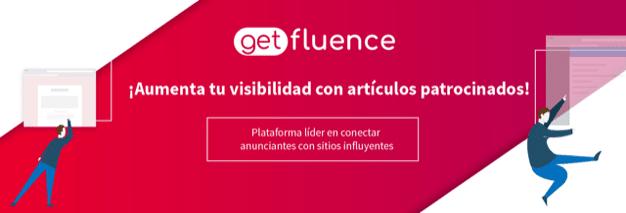 getfluence plataforma