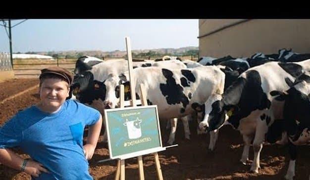 Instagranjers: Leche Pascual convierte a sus ganaderos en instagramers
