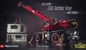 LEGO levanta ampollas (machistas) en las redes sociales con una controvertida campaña