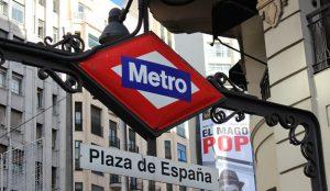 Metro de Madrid saca a concurso su cuenta de medios de 2 millones de euros