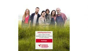 El Grupo Catalana Occidente estrena su campaña