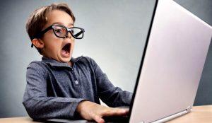 YouTube, Facebook o Instagram ¿con tan solo cuatro años?